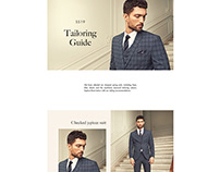 Tailoring Guide SS19