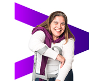 Accenture   Sin Barreras Webpage design