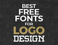 Best Logo Fonts (FREE)