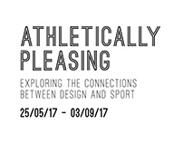 Athletically Pleasing - Exhibition Branding