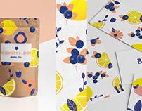 BLUE CUP herbal tea