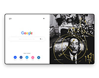 "Google ""Ara Güler"" Respect Edition ( Personal Project )"