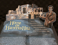 House on Haunted Hill: A Pop-Up Book