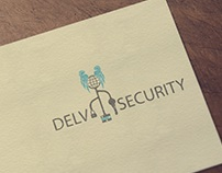 DelvSecurity - Logo Design