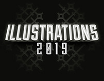 Illustrations 2019