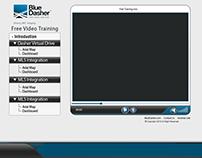 Video player design, UI design