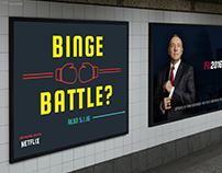 Netflix Battle
