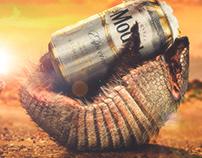 Keyvisual cerveza Modelo