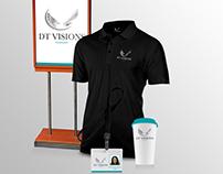 Identidade Visual - DT Visions