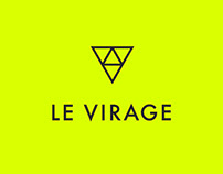 VIRAGE - Branding Experience - Proposition A