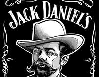 Jack Daniels 150 Anniversary poster