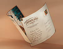 Illustrated Postcards from Tarnów