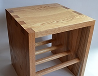 Finger Joint Stool