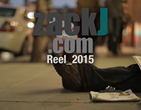 Zack Johnson | Reel 2015