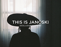 DESILUSION MAGAZINE - This is Janoski