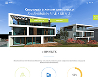 Eco Residencies MADARHEGY webpage