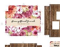 Honey Wood Scrub