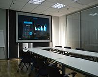 Business speech google slide presentation template
