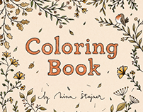 ❤ My Coloring Book ❤