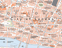 Map of Central London (updated)