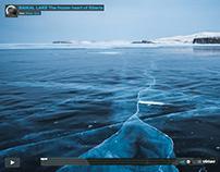 VIDEO CAPE HORN FW18/19 BAIKAL LAKE
