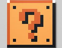 PANTONE - Super Mario Bros.