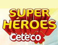 Superhéroes CETECO