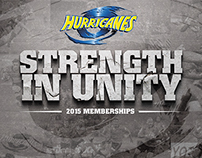 Hurricanes 2015 Membership campaign