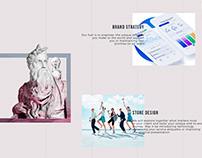 Curatori Creative Website