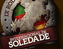 Rodeio de Soledade - redesign