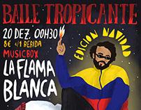 BAILE TROPICANTE ~ MUSICBOX LISBOA