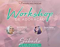 Workshop de adoração