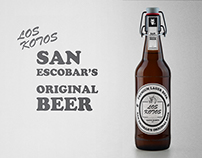 Los Kotos - San Escobar's Original Beer
