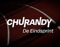 Title Sequence: Churandy - De Eindsprint