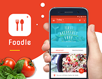 Foodle - Home made food delivery system