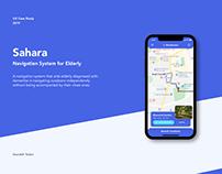Sahara - UX Case Study
