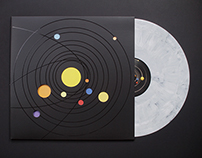 Vinyl Moon Vol. 1 Album Packaging