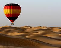 Dubai Tourism ImageRetouch
