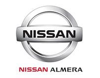 Nissan Almera Microsite