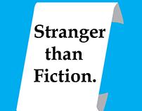 Stranger than Fiction Fan Poster
