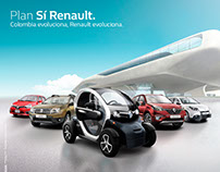 """Renault """"Plan del Sí"""" Promo"""