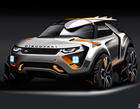 Land Rover DiscoveryX