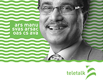 Teletalk Re-branding