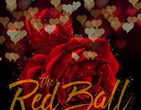 Valentine's Dinner Dance Poster