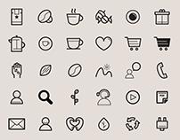 Cafe Britt Iconography