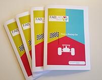 FabLab Devon Children's Workshop Booklets