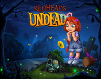RedHeads Undead - Game Concept