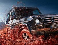 G-Class - muddy beast