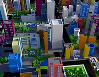 city Low Poly