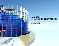 European Parliament Elections 2014 - Title sequence